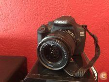 Máquina fotográfica/ câmera DSLR Canon 1200D com oferta