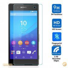 Película Proteção Ecrã Vidro Temperado Sony xperia M2
