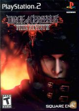Final Fantasy VII Dirge Of Cerberus - NOVO Playstation 2