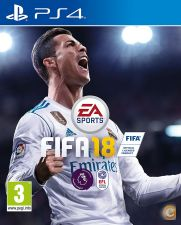 FIFA 18 PS4 SEMI NOVO EM STOCK