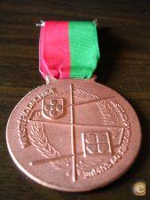 Portugal Militar Saúde Medalha cobreada Dador de Sangue