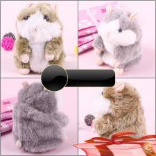 33A0754 - Mimetismo Pet Falar Grave Fale Toy eletrônico Hams