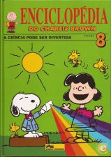 Enciclopédia do Charlie Brown #8: A Ciência Pode Ser Diverti