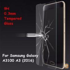 Película Proteção Vidro Temperado Samsung Galaxy A3 2016