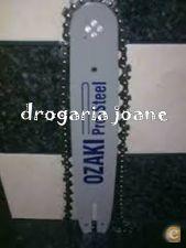 """corrente motosserra com espada 3/8x050 mini52e 14""""35cm ozaki"""