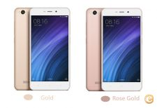 Xiaomi Redmi 4A 32GB Rose Gold Grey Smartphone NOVO