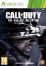 XBOX360 - Call of Duty Ghosts - NOVO/SELADO