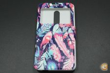 Capa Alcatel One Touch A3 XL Flip Cover Feathers *Em 24h!