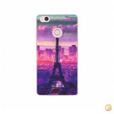 Capa Paris eiffel tower para Xiaomi Mi4S