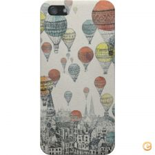Capa mate voyages-over-edinburgh para iPhone 5S/SE