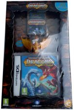 Combat Of Giants Dragons+ Extras - NOVO Nintendo DS