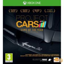 Project Cars Game of the Year Edition NOVO Xbox One