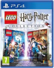 LEGO Harry Potter Collection Years 1-7 NOVO PS4