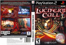 Shin Megami Tensei Lucifers Call - NOVO Playstation 2