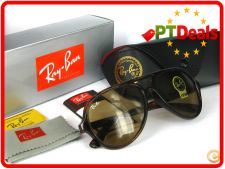 STOCK - Oculos de Sol Ray Ban Aviator Cats RB4125 - Tortoise