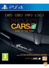 PROJECT CARS GAME OF THE YEAR EDITION PS4 - NOVO STOCK
