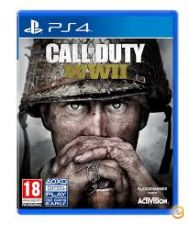 Call of Duty WWII NOVO PS4