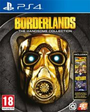 Borderlands The Handsome Collection NOVO PS4