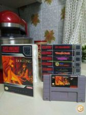the lion king snes super nintendo