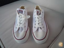Sapatos Converse All Star branco