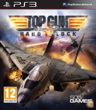 Top Gun Hard Lock - Ps3 NOVO SELADO c/ selo IGAC