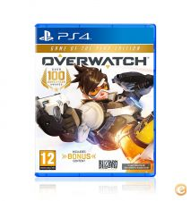 [PT] OVERWATCH GOTY PS4 NOVO E SELADO EM STOCK