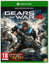 [PT] Gears Of War 4 - XBOX ONE SEMI NOVO STOCK