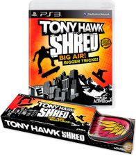 Tony Hawk: Shred Skateboard como novo!