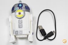 Power Bank 1xUSB 5600mAh R2-D2 Star Wars *Entrega em 24h!