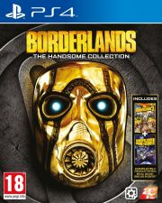 PS4 - Borderlands The Handsome Collection - NOVO/SELADO