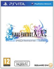 Final Fantasy X/X-2 HD Remaster - NOVO PS Vita