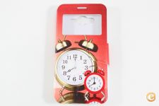 Capa Samsung Galaxy Grand Prime Flip Cover Clock *Em 24h!