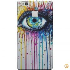 Capa Watercolor eyes para Huawei P9 Lite