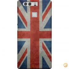 Capa UK Flag Retro para Huawei P9