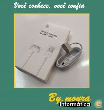 Cabo Dados Usb iPhone iPad iPod 1G 2G 3G 3GS 4 4c 4s Origina