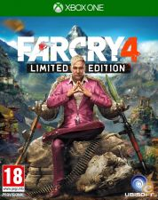 XBOX ONE - Far Cry 4 Limited Edition - NOVO/SELADO