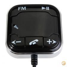 24B7752 - Auto FM PLAYERS Car Kit Wireless Bluetooth Handsfr