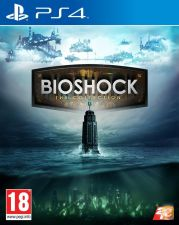 Bioshock The Collection - PS4 - SEMI NOVO EM STOCK