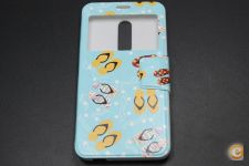 Capa Alcatel One Touch A3 XL Flip Cover Slippers *Em 24h!