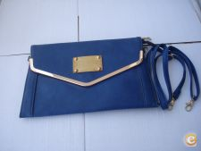 Mala envelope LOUIS VUITTON - AZUL
