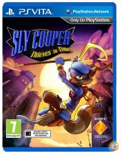 Sly Cooper Thieves in Time - NOVO PS Vita