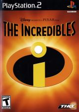 The Incredibles: Os Super-Heróis PS2