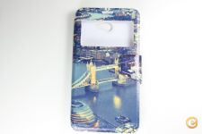 Capa Vodafone Smart Ultra 7 Flip Cover London *Entrega 24h!