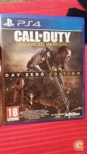 Call Of Duty Advanced Warfare PS4 DAY ZERO EDITION
