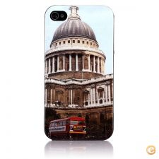 Capa iPhone 4/4S - Londres (St. Paul's Cathedral)