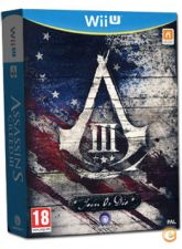 Assassins Creed 3 Join or Die Edition Nintendo Wii U NOVO