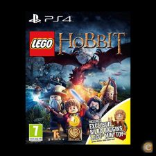 Lego The Hobbit Toy Edition para PS4 novo e selado!