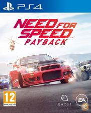 NEED FOR SPEED PAYBACK PS4 NOVO EM STOCK