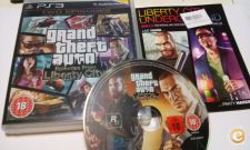 Grand Theft Auto GTA Episodes from Liberty City - PS3