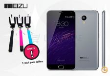 Smartphone Note Octa core - 16 GB + Stick para selfies